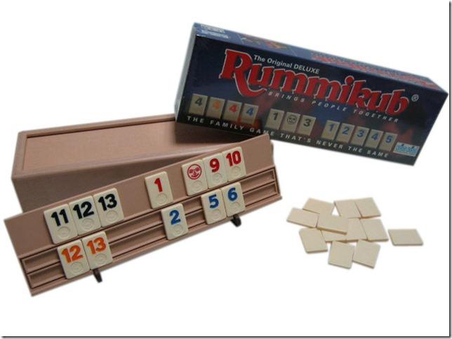 Rummikub Select